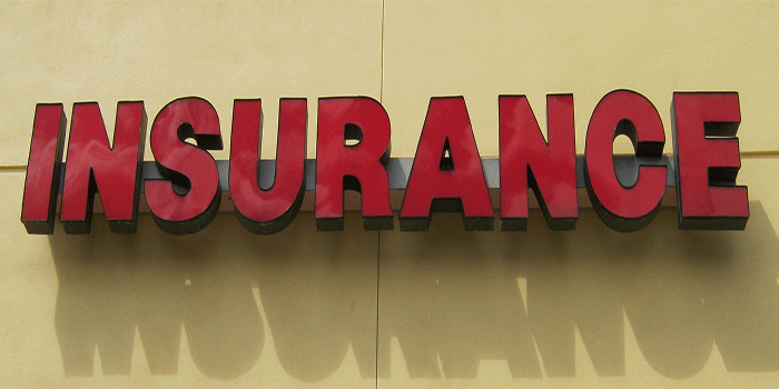Insurance Channel Letters Sign